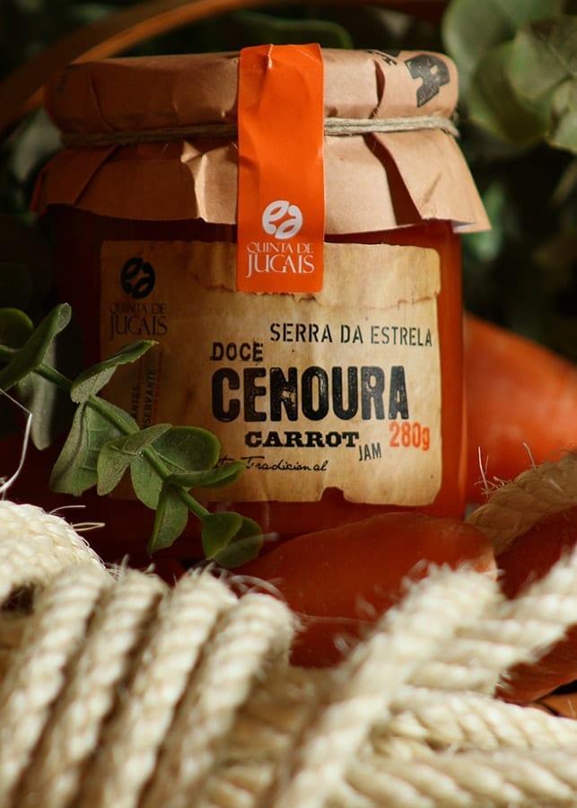 Doce de Cenoura 1
