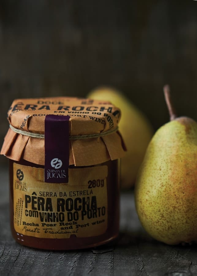 Rocha Pear Jam with Port Wine 1