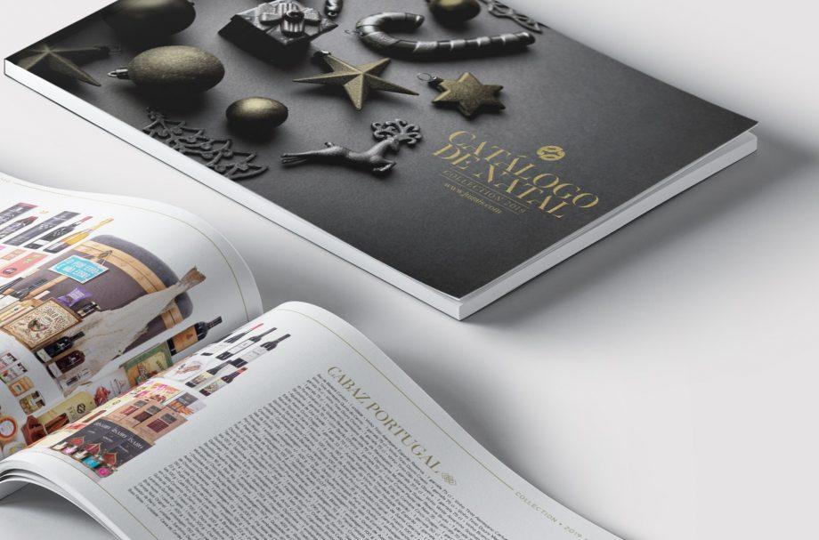 Catálogo de Natal de Cabazes