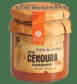Doce de Cenoura