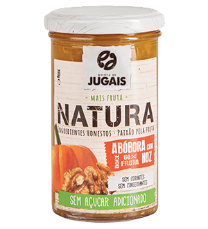 Natura Pumpkin Jam with Walnuts