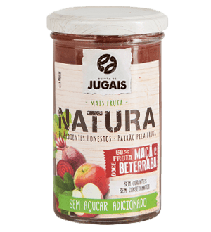 Natura Apple and Beetroot Jam