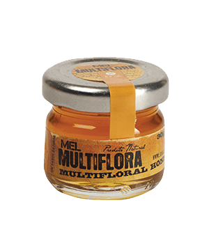 Multifloral Honey Single Dose