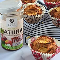 Sugar Free Apple Muffins Jugais