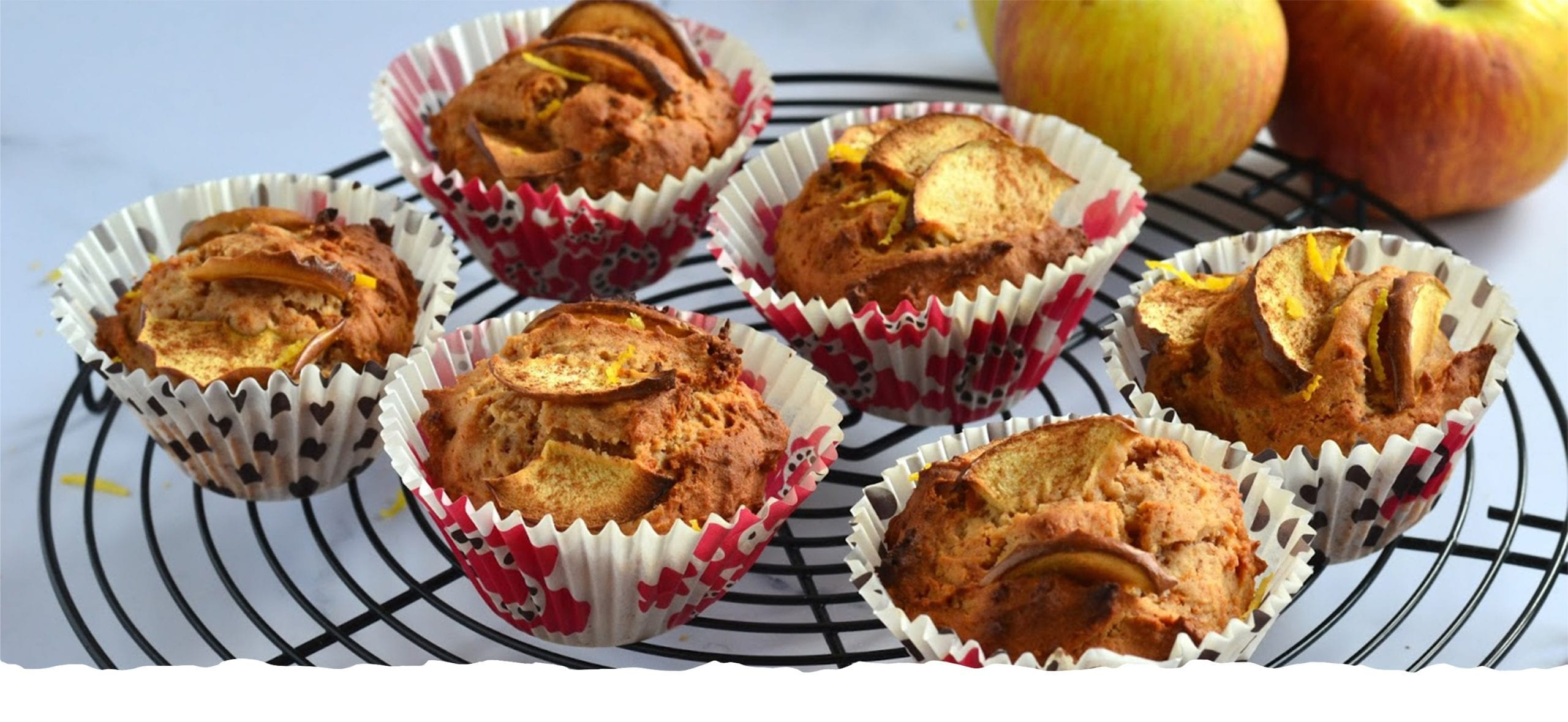 Sugar Free Apple Muffins