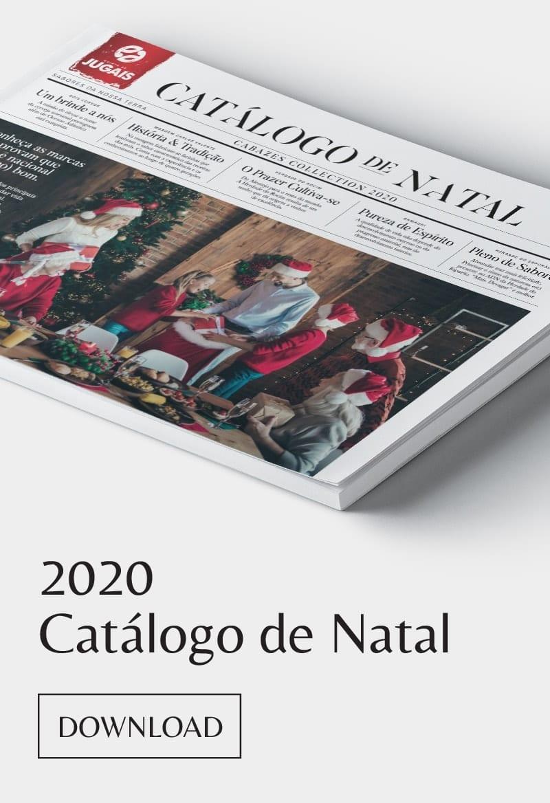 Catalogo de 2020 de Cabazes