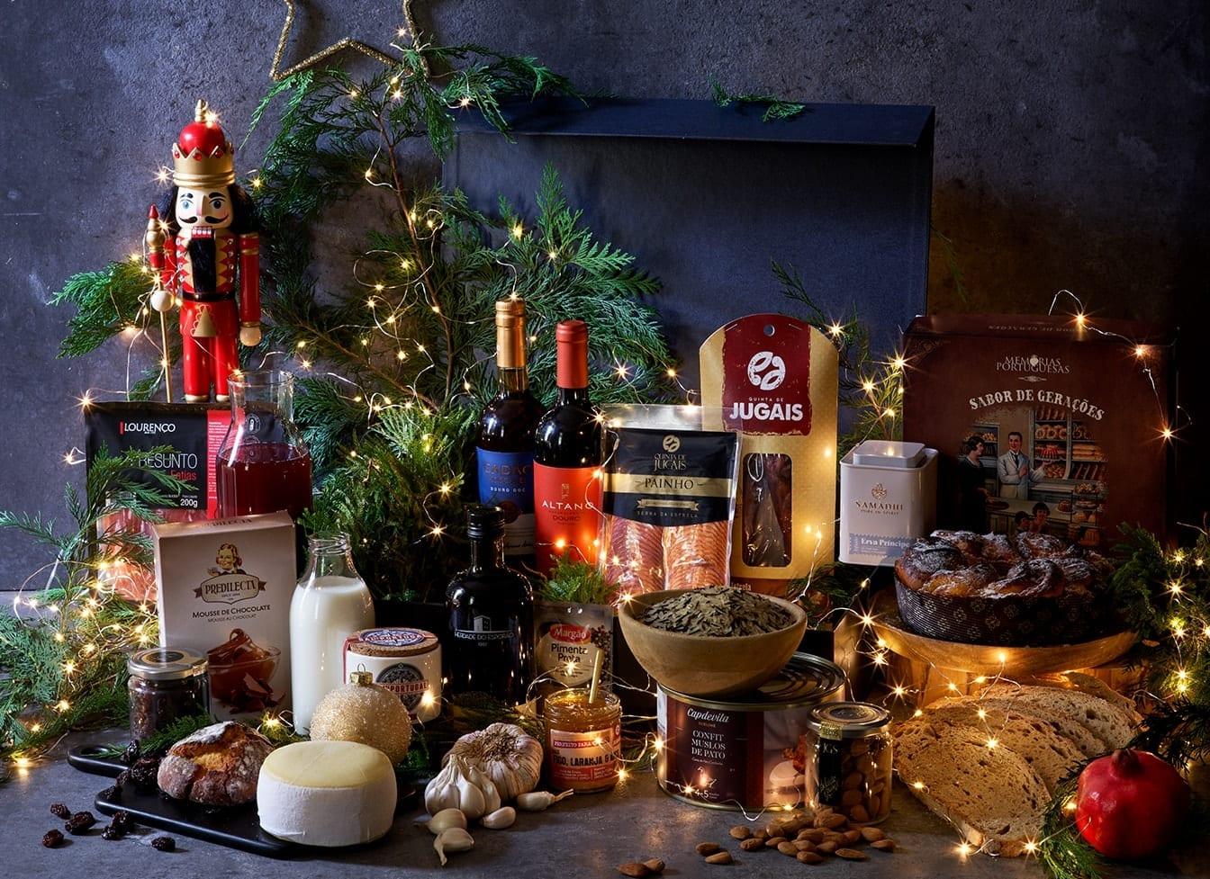Consulte o nosso Cabaz de Natal Menu Carne
