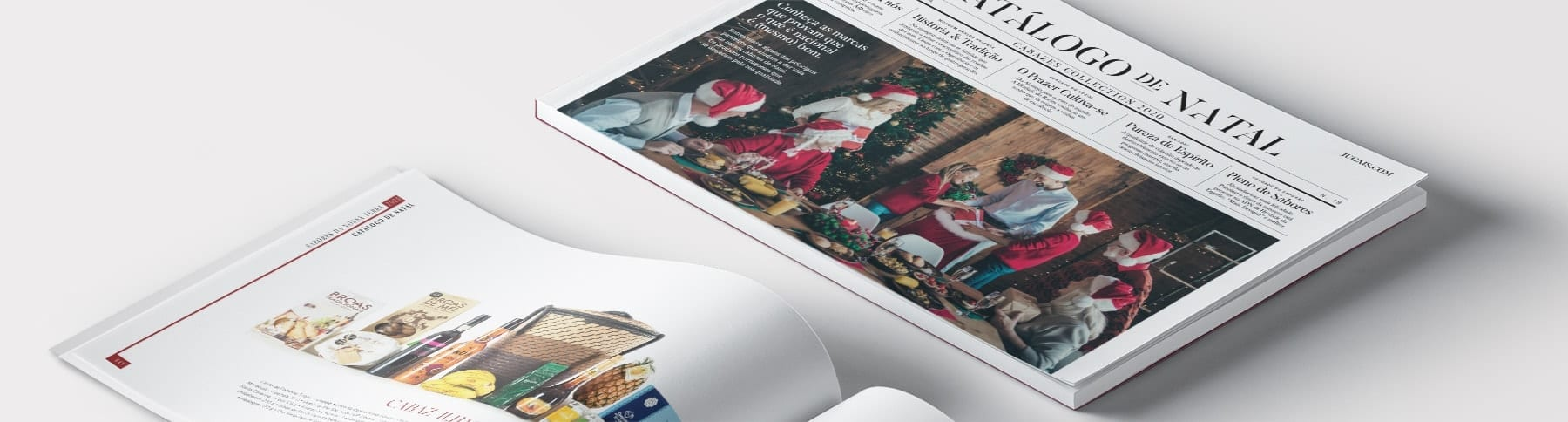 Consulte o nosso Catálogo de Cabazes 2020