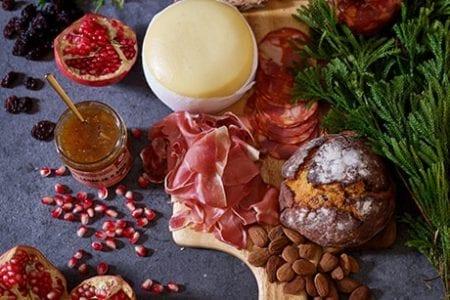 Tábua de Entradas Cabaz Menu Vegetariano Blog