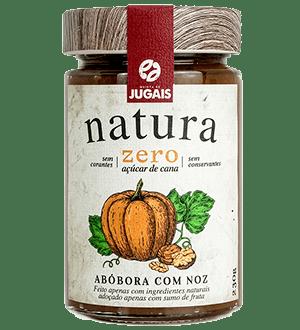 Ver Doce Natura de Abóbora com Noz
