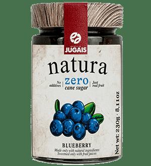See Natura Blueberry Jam