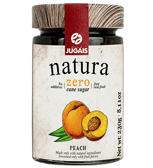 Natura Peach Jam