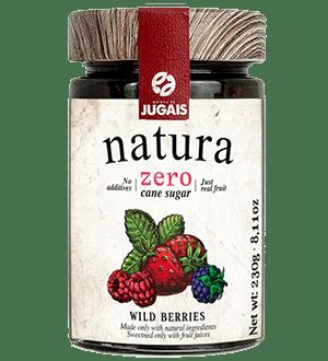 Natura Wild Berries Jam