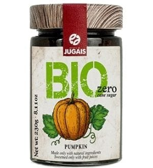 Organic Pumpkin Jam