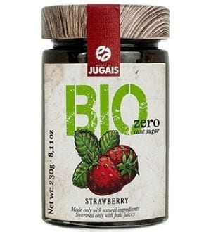 See Organic Strawberry Jam