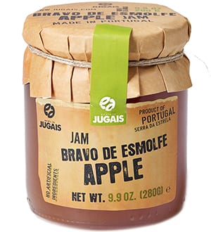 Bravo de Esmolfe Apple Jam