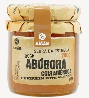 Ver Doce de Abóbora com Amêndoa