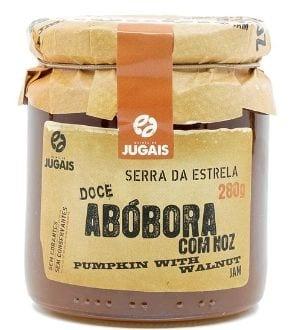 Doce de Abóbora com Noz