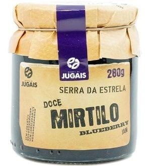 Doce de Mirtilo