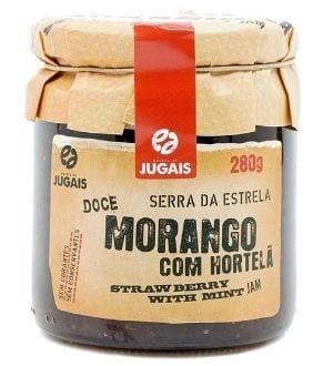 Ver Doce de Morango com Hortelã