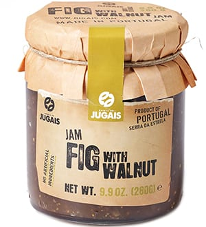 Fig Jam with Walnuts