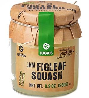 See Fig Leaf Squash Jam