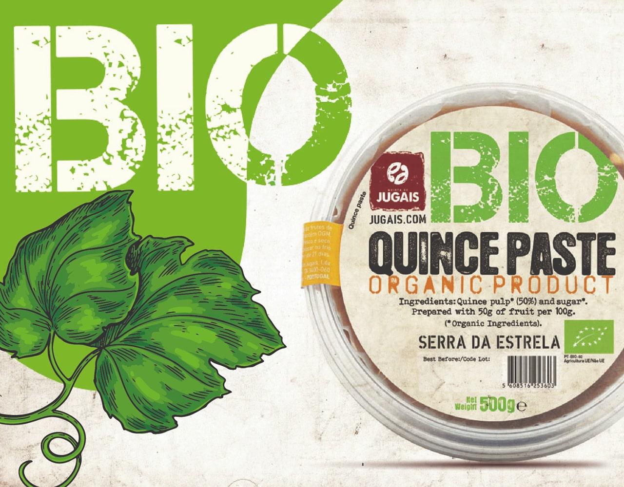 Organic Jams Jugais