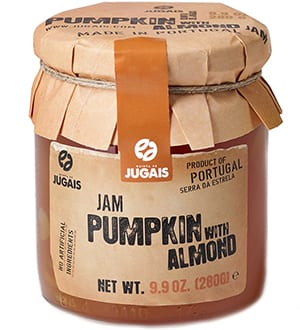 Pumpkin Jam with Almonds