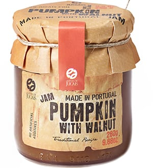 Pumpkin Jam with Walnuts