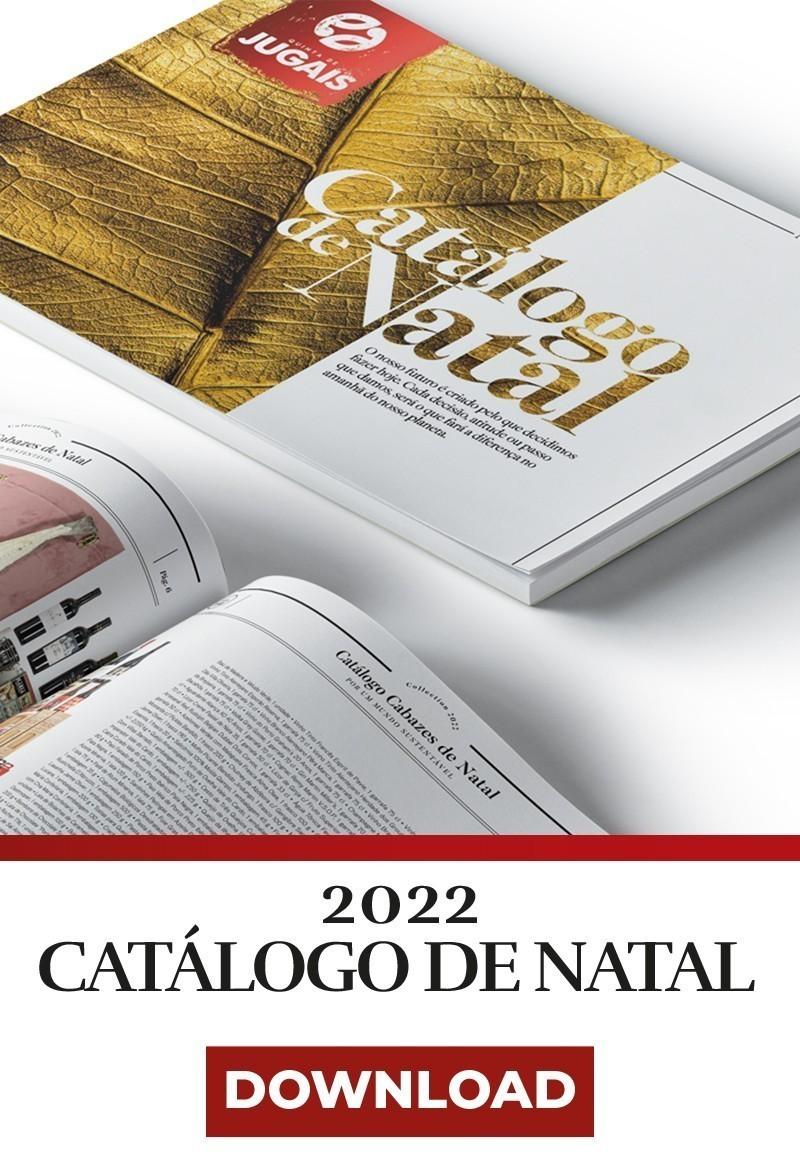 Consulte o nosso Catálogo de Natal