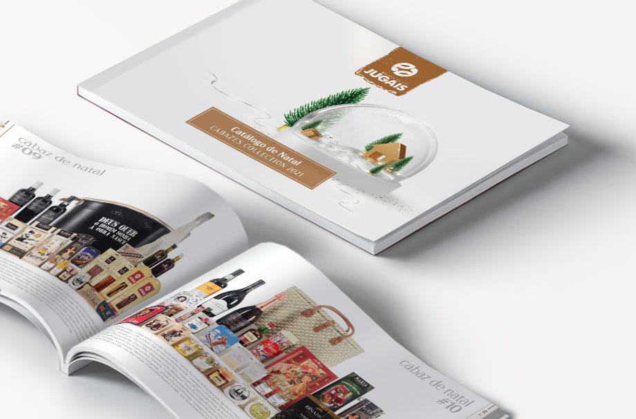 Catálogo de Jugais de Cabazes de Natal 2021