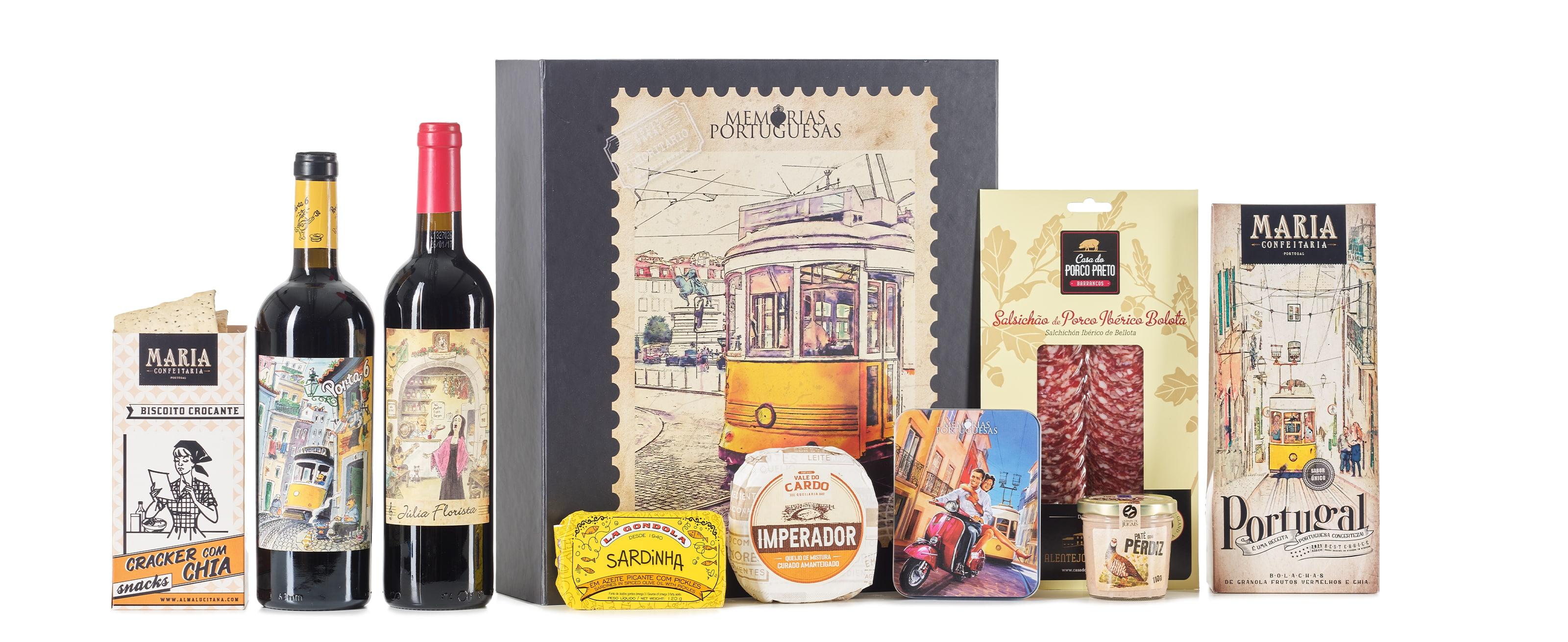 Cabaz Gift Box 03