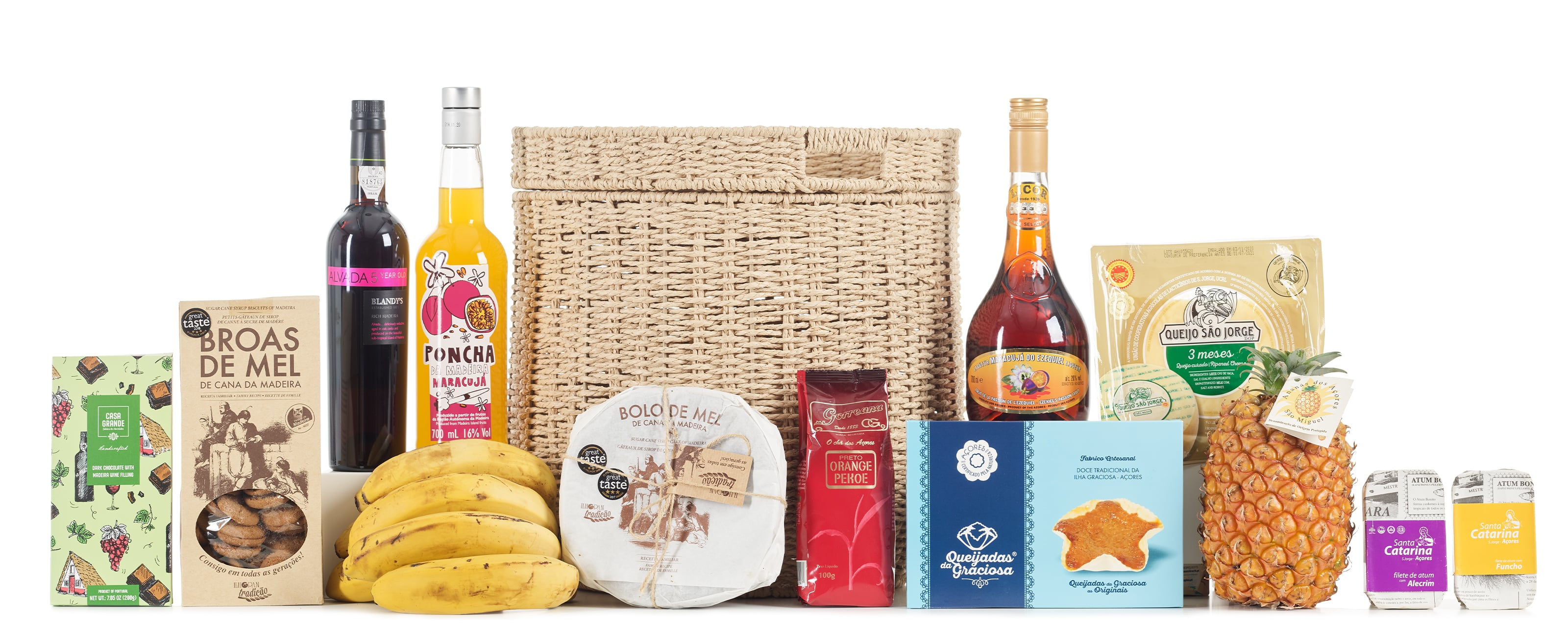 Islands Christmas Hamper
