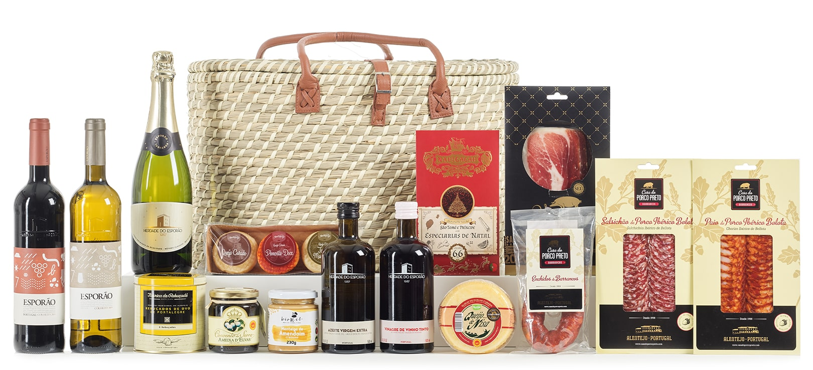Alentejo Christmas Hamper List