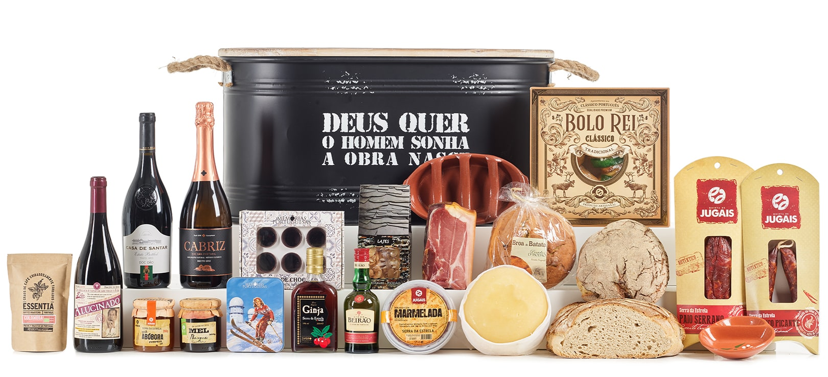 Beiras Christmas Hampers List