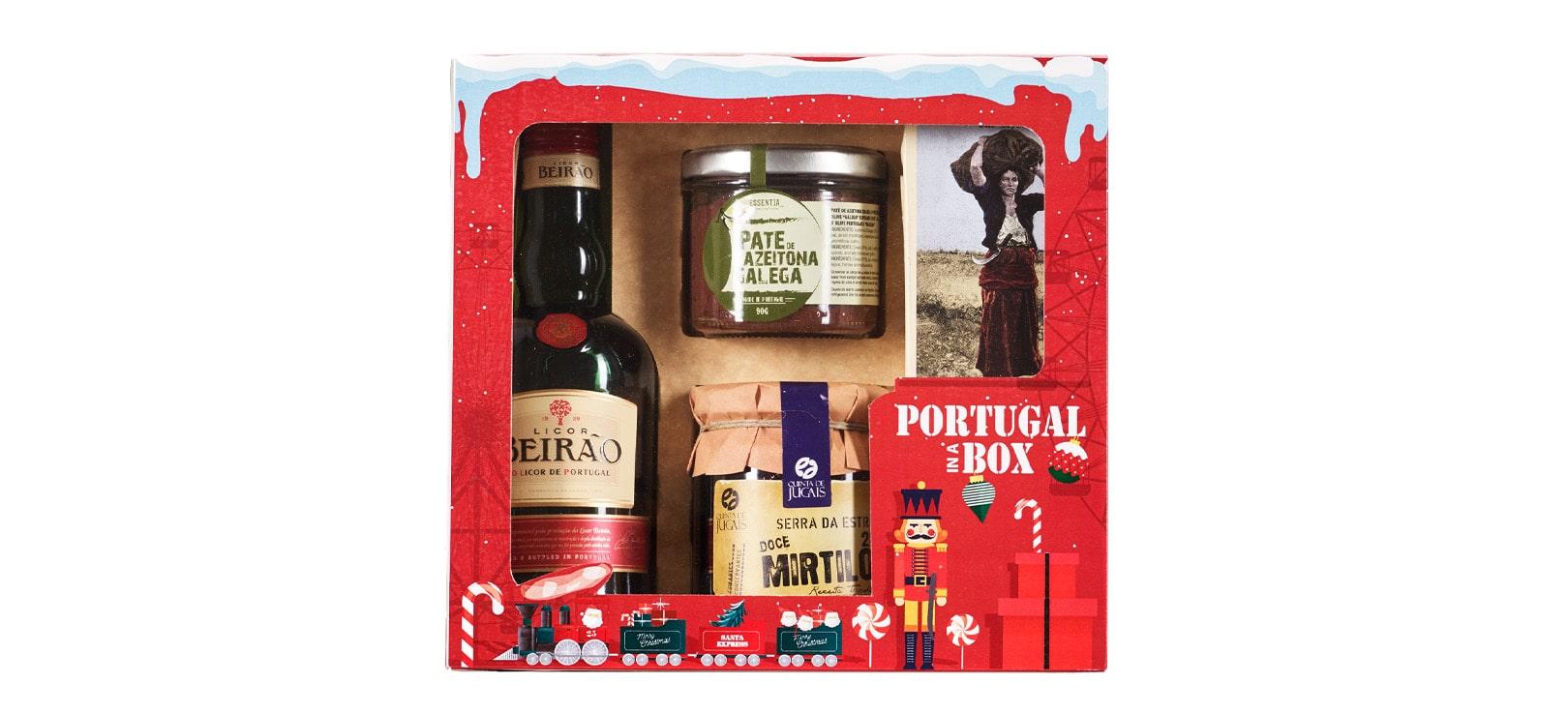 Cabaz Gift Box 09 List