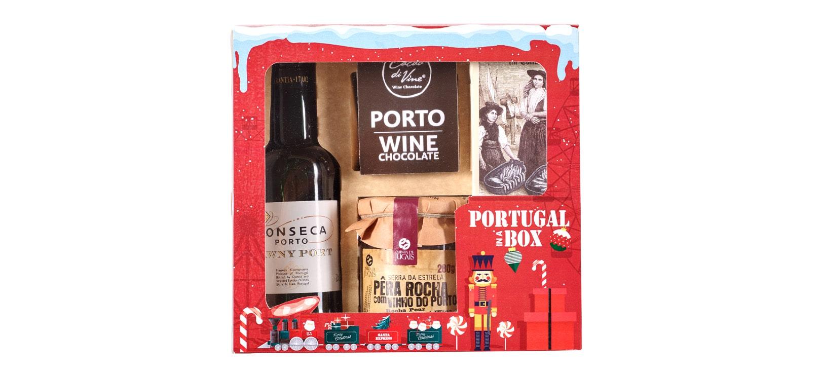 Cabaz Gift Box 11 Lista