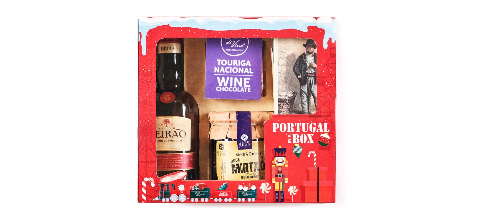 Cabaz Gift Box 12 Lista