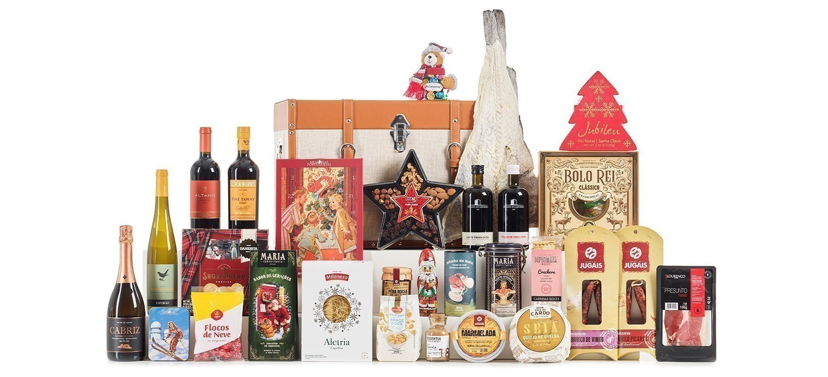 Christmas Magic Hamper List
