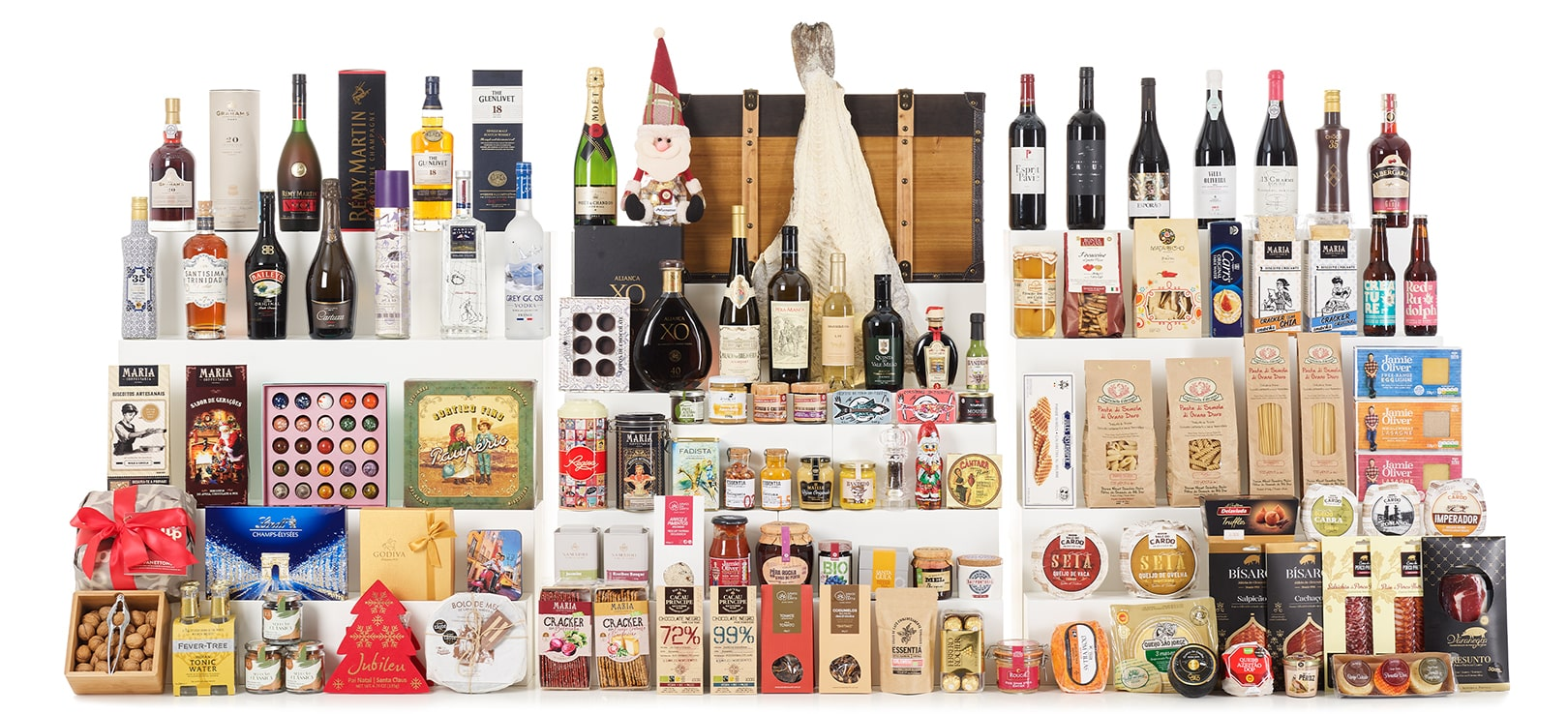World Christmas Hamper List