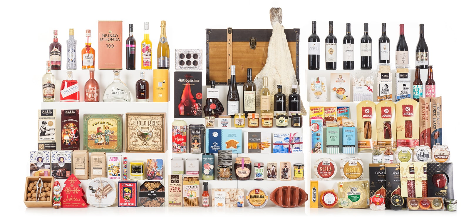 Portugal Christmas Hamper Lista