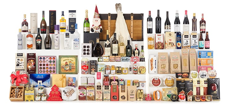 World Christmas Hamper