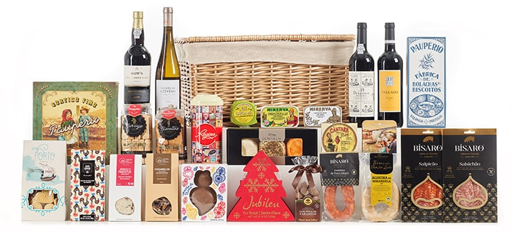 Nortenho Christmas Hamper